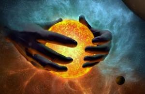creation of sun